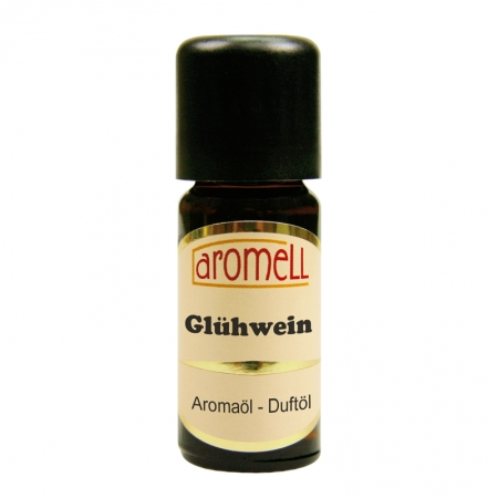 Aromaöl - Duftöl Glühwein