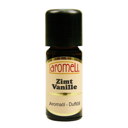 Aromaöl - Duftöl Zimt-Vanille