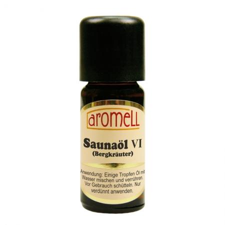 Saunaöl VI (Bergkräuter)