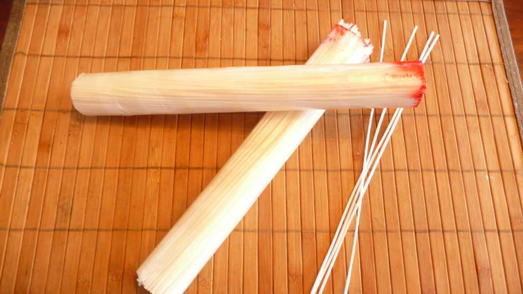Gewachste Dochte RD4   22,5 cm für 40mm-50mm Kerzendurchmesser