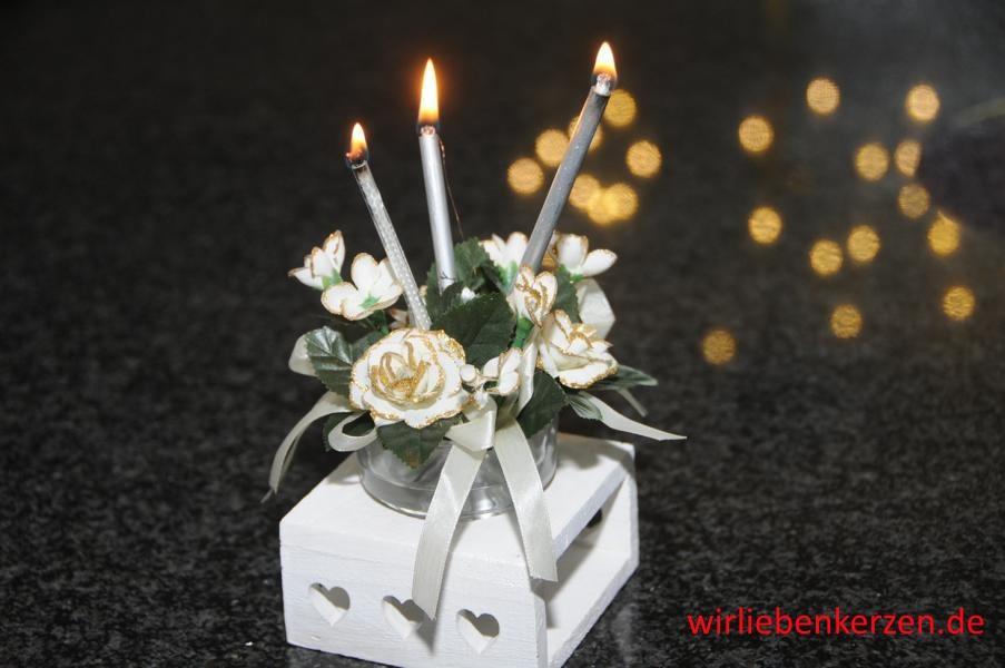3 Leuchtstäbe aus Messing Öllichter Öllampen