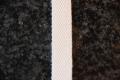 Lampendocht aus 100% Baumwolle 15 mm Breite hart