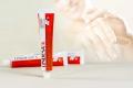 Lindesa fettabdruckfreie Hautschutz- und Pflegecreme mit Kamille und Bienenwachs