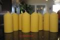 Schöne Kerzen 100% Bienenwachs 105 x 47 mm Stückpreis