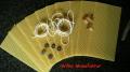 Bienenwachsplatten zum Basteln 200 mm x 105 mm (Stückpreis)