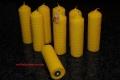 Kerzen 100% Bienenwachs 110 x 34 mm (Stückpreis)